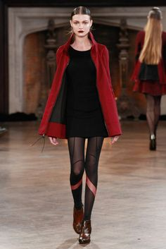 FALL 2014 RTW KATIE GALLAGHER COLLECTION