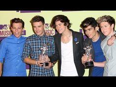 2012 MTV VMA Highlights: One Direction, Twilight, Robert Pattinson (Video)