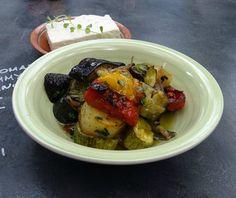 Μπριάμ Those Recipe, Food Categories, Appetisers, Veggie Dishes, Mediterranean Recipes, Greek Recipes, Eggplant, French Toast, Salads