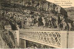 Puente Carcalin, Buñol