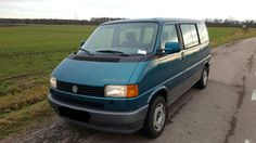 this is the story of the transformation of my new vw t4 multivan from 1996 from below ordinary to very nice. First picture is pre purchase. #vanthevan