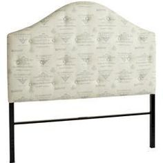 Frenchy Upholstered Headboard from Pier 1