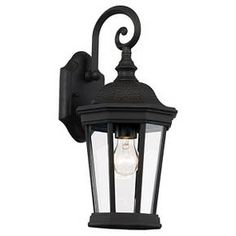 Bel Air Traditional Outdoor Wall Light
