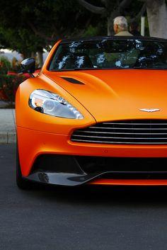 Orange Aston