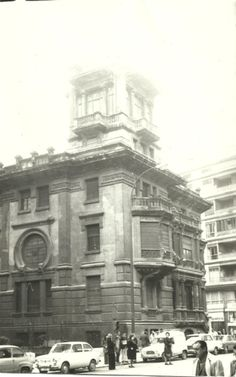 CHALET DE TARTIERE Calle Uria Hacia 1915 ¿Julio Galan Carbajal?