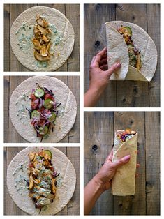 Dinner Recipes Easy Quick, Easy Healthy Recipes, Chicken Wrap Recipes, Comida Keto, Snacks Für Party, Bons Plans, Easy Healthy Breakfast, Food Humor, Kebabs