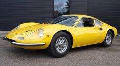 Editor's Choice: Peter Iversen's one-of-152 Ferrari Dino 206 GT | Classic Driver Magazine