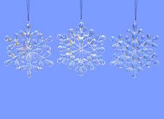 Clear Acrylic Snowflake Tree Decoration #ukchristmasworld #barnsley #christmas #decoration #festive #hanging #christmastree #display http://www.ukchristmasworld.com/Shop/Christmas-Tree-Decorations/Christmas-Tree-Decorations/3401-Clear-Acrylic-Snowflake-Tree-Decoration.html