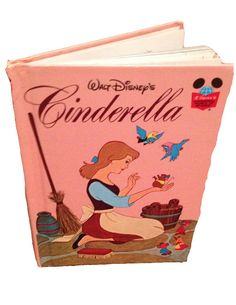 Cinderella Wedding Planner. Vintage Disney by ThePlanningPrincess, $18.50