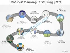 Business Ppt Diagram Way To Overcome Barriers Powerpoint