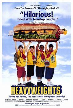Heavyweights 27x40 Movie Poster (1995)