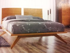 platform bed with legs