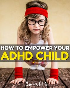 It's easy to fall into a pattern of helping ADHD children a little too much. Here are 9 ways you can empower your ADHD child, setting him up for future success. What Is Adhd, Adhd Signs, Adhd Children, Young Children, Adhd Strategies, Adhd Symptoms, Understanding Anxiety, Adhd