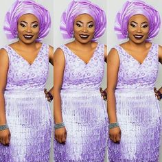 Lilac @dr_dammie  #asoebi #asoebispecial #speciallovers #wedding #makeoverBy @mo_dees