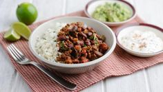 Jo Pratt's spicy chilli con carne is a one-pot wonder: easy to throw together using mostly storecupboard ingredients.