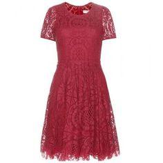 Burberry London - Velma lace dress #dress #burberry #women #covetme #burberrylondon