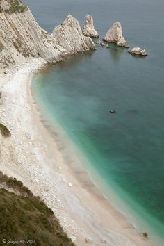 Sirolo, Italy, province of Ancona , Marche region #italyvacation