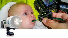 Met deze doe-het-zelf GoPro Baby Bottle Mount krijg je een hele andere kijk op hoe een baby een flesje leeg drinkt.