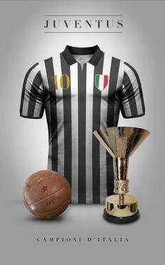 #Juventus campione d'Italia. Congratulations! #CampioniDItalia