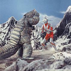 Ultraman vs RedKing