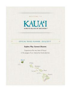 Kauai Travel Planner