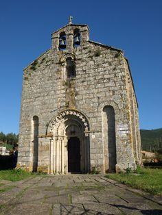 Iglesia de Santa María de Herbón   Monumentos   Web Oficial de Turismo de Santiago de Compostela y sus Alrededores