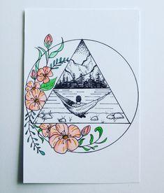 Tattoo design, bujo, bullet journal