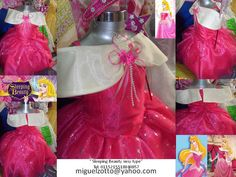 Sleeping Beauty susy type  $95 usd sizes 1 to 6 accesories not included   Sleeping Beauty Aurora bella durmiente princess princesa girl costume dress outfit  gown cosplay vestido disfraz blancanieves   I can do adult dresses ask for prices and availability at miguelzotto@yahoo.com