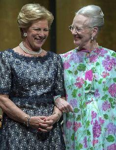 Anne-Marie Dagmar Ingrid was born on August 30, 1946 at Copenhagen Amelienborg…