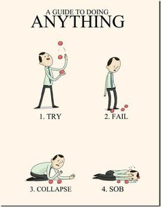 a guide to doing anything