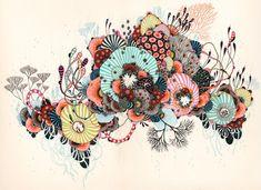 Giclée Fine Art Print - Biome - 11 x 14 - Print