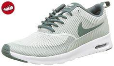 Nike Damen Air Max Thea Lauflernschuhe Sneakers, Silver (Light Silver/Hasta-White), 38 EU (*Partner-Link)