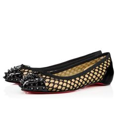 Chaussures femme - Mix Vernis/knot - Christian Louboutin