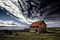 Fishermen´s Cabin by Þorsteinn H Ingibergsson, via 500px