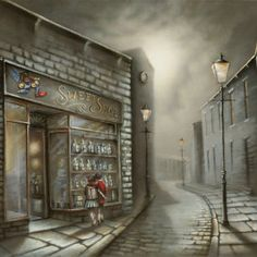 Sweethearts from Bob Barker available now from Evergreen Art Cafe