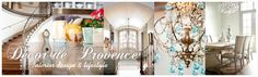 Décor de Provence - just love the beauty of the photos on this site