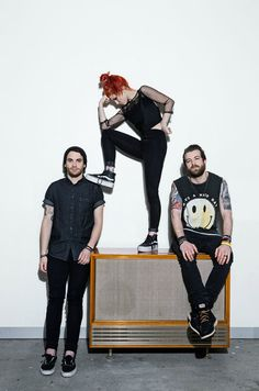 Paramore home of the sexiest ginger to walk the planet