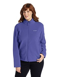 Columbia Women's Plus-Size Fast Trek II Full-Zip Fleece Jacket >> LEARN ADDITIONAL INFO @: http://www.passion-4fashion.com/clothing/columbia-womens-plus-size-fast-trek-ii-full-zip-fleece-jacket/