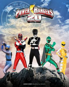 1000 images about Power Rangers