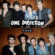 My favorite band is One Direction