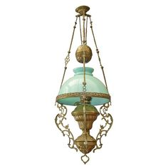 Shop chandeliers and pendants and other antique, modern and contemporary lamps and lighting from the world's best furniture dealers. Antique Lamps, Antique Lighting, Chandeliers, Contemporary Lamps, Vintage Chandelier, Opaline, Brass Pendant, Oil Lamps, Cool Furniture