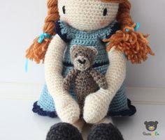 crochet doll Bears & Co.