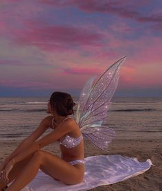 """Pardis🤍 on Instagram: """"From a fairy tale💗 @emmaleger…"""" Everywhere You Go, Surfboard, Besties, Costa, Fairy Tales, Sparkle, Angel, Sunset, Photo And Video"""