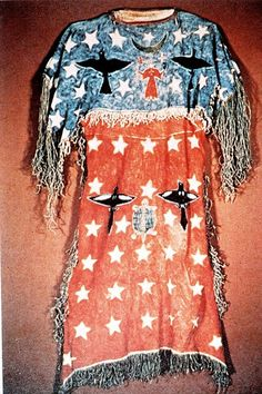 arapaho ghost dance dress