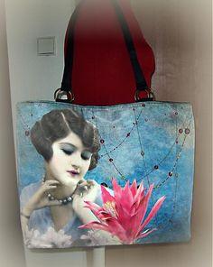 For women by Hyndus Sid Art. Ted Baker, Tote Bag, Bags, Vintage, Women, Fashion, Handbags, Moda, Fashion Styles