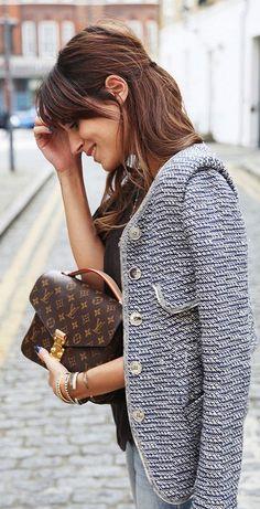 Louis Vuitton ~ perfect little clutch