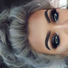 20 Hottest Smokey Eye Makeup Ideas - F . - 20 hottest smokey eye makeup ideas – fashiotopia, # hottest up - Makeup Goals, Makeup Inspo, Makeup Inspiration, Makeup Tips, Makeup Ideas, Makeup Lessons, Makeup Tutorials, Beauty Make-up, Beauty Hacks