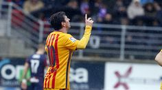 By the Numbers: Leo Messi breaks 20 goals for eight league season in a row