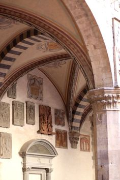 Bargello Museum, Florence Italy