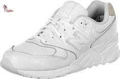 WX624WS4 - Multi-Sports - Intérieur Femme - Blanc - Blanc - 41.5 EU (8 UK)New Balance c0sdQS